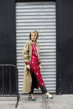 How to Wear Office Trousers Without Looking Like a Stockbroker - Man Repeller