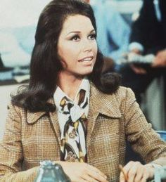 It may have aired over 40 years ago, but there's no denying that 1970s sitcom Mary Tyler Moore gave career girls a voice. Description from pinterest.com. I searched for this on bing.com/images