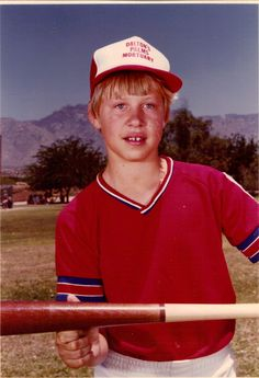 Little League in the 80's