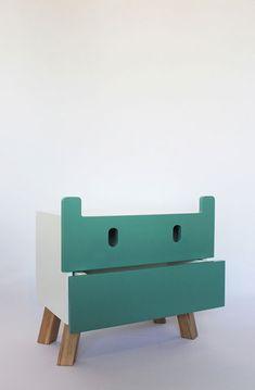Kinderkamer kasten Mostros | Inrichting-huis.com