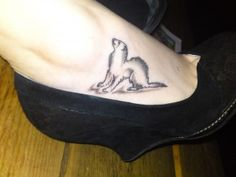 A ferret tattoo would be nice