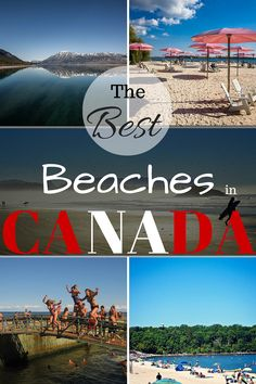 The Best Beaches in Canada
