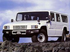 Toyota Mega Cruiser (BXD20) '1996–2001