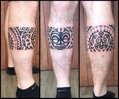 Faixa na perna. #maoritattoo #maori #polynesian #tattoomaori #polynesiantattoos #polynesiantattoo #polynesia #tattoo #tatuagem #tattoos #blackart #blackwork #polynesiantattoos #marquesantattoo #tribal #guteixeiratattoo #goodlucktattoo #tiki #tikitattoo #ohana #turtle #tartaruga