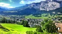 Flims Places Around The World, Around The Worlds, Switzerland, The Good Place, Golf Courses, Amazing, Flims