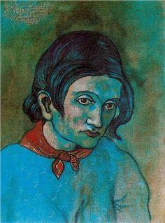 Female Head - Пабло Пикассо