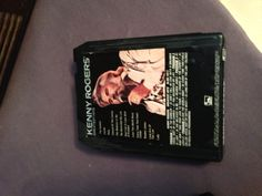 Kenny Rogers on 8-track Tape. House of Broadcasting (Museum) - Scottsdale, AZ.