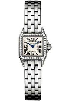 Cartier Santos Demoiselle Mini Watch WF9005Y8