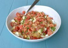 Si hay una receta mexicana por excelencia, esa es el guacamole. Hace muy poquito he estado en México y me...