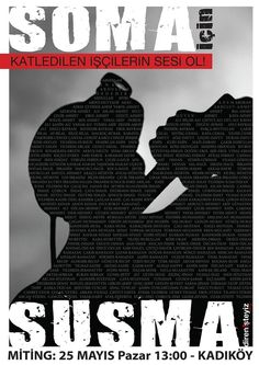 #Soma #KazaDeğilKatliam
