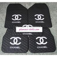 Chanel Universal Car Mat Set
