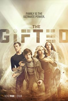 Review: The Gifted, Series 1