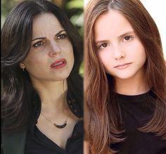 Young Regina!!