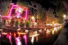 Theatre Casa Rosso - RedLightDistrict - Amsterdam by Alex Piechta, via Flickr