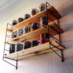 Kupalık-shelf-handmade