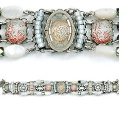 A gorgeous bracelet from the Ayala Bar Spring 2012 Collection