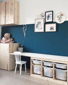 Kids Room Paint, Toy Rooms, Colorful Furniture, Kids Bedroom, Decoration, Design, Home Decor, Kids Basement, Playroom Ideas