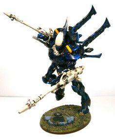 Eldar Wraithknight - Warhammer 40K