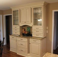 Home ideas on pinterest schuler cabinets microwave for Kraftmaid microwave shelf