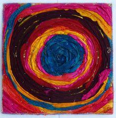 quilts und mehr: Miniquilt #9 Quilts, Dreams, Image, Quilt Sets, Log Cabin Quilts, Quilting, Quilt, Afghans