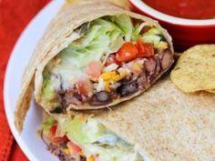 Burritos vegetariani - Foto 1