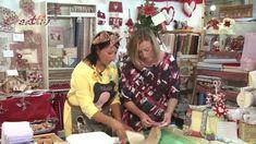 Video Tutorial #creattivachannel decorare con il polistirolo con  Maria...