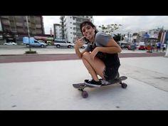 Meet Brazilian longboard skater Ana Maria Suzano