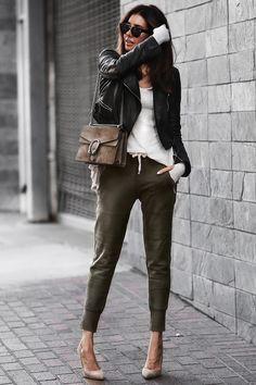 Non-Boring Skinny Jeans: Fashioned Chic