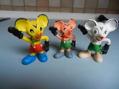 DDR Gummi Mäuse, Spielzeug