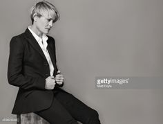 Photo d'actualité : Actress Robin Wright is photographed for Back...