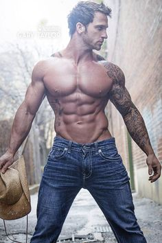 Gary Taylor: Fitness Model