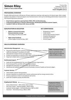 accountant resume sample so college sample resume