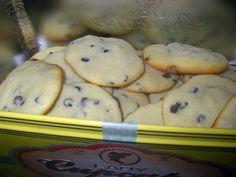 Lady Bidouille: Biskies aux pépites de chocolat