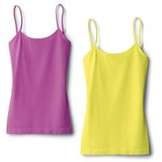 2-Pack Seamless Cami with Shelf Bra    To order, visit me at: http://www.youravon.com/mferguson1172