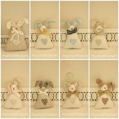 I really love these tiny rabbits!
