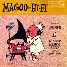 Magoo in Hi-Fi