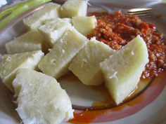 Spangles: Nigerian Foods- The Lagos Edition