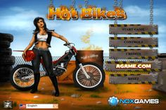 Hot bike racing game that thrill you. Online Racing Games, Bikes Games, Hot Bikes, Play Online, Games To Play