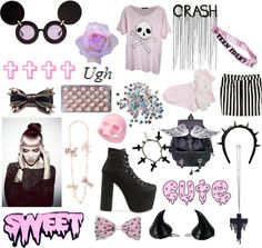 """~"" by twisted-candy on Polyvore"