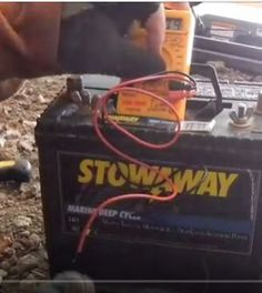 How To Make A Bad $108 12V Battery Good Again For Less Than $5. This Totally Awesome, And Easy To Do! http://www.thegoodsurvivalist.com/how-to-make-a-bad-108-12v-battery-good-again-for-less-than-5-this-totally-awesome-and-easy-to-do/