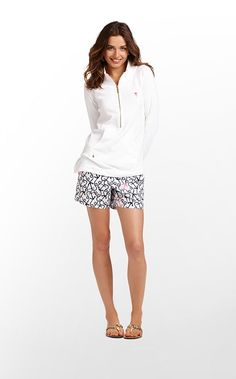 Anchor print shorts from Lilly Pulitzer.