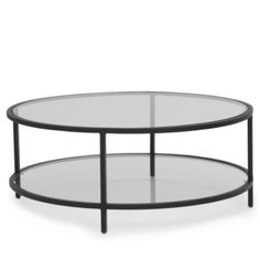 Mitchell Gold + Bob Williams Fritz Round Coffee Table | Bloomingdale's