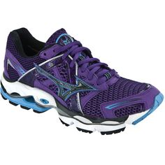 MIZUNOS ... best running shoe out there!