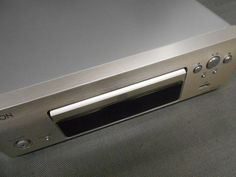 DENON DCD-F107 CD Player Working Properly Free Shipping Tracking Number #DENON Tracking Number, Free Shipping