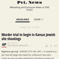#Kansas #StopTheViolence http://ift.tt/1CeNjph or Google #PvtNews