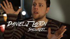 Daniel J Layton, Actor -- Showreel