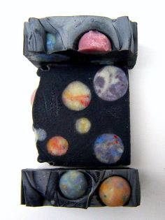 Outer Space Artisan Soap / Cold Process Soap / by SoapForYourSoul, $7.00