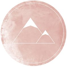 modern mountain logo - Google Search This with a river