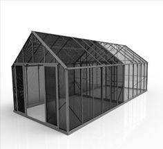 Winter Gardenz MultiZone Growhouses are designed to provide growers with the best of both worlds. An enclosed Hot-House with adjoining Shade-House separated by an internal partition wall and sliding door, to create the two zones in one structure. Our MultiZone Growhouses are constructed from the same durable frame as our popular award winning Greenhouse range, which provides a strong, practical and long lasting structure, requiring very little maintenance.