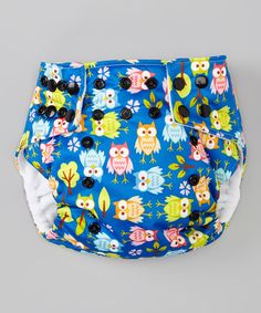 Loving this Lotus Bumz Blue Owl Pocket Diaper - Infant on Used Cloth Diapers, Cloth Diaper Covers, Baby Wedding, Wedding Ideas, Babies R Us, Everything Baby, Baby Time, Future Baby, Cute Kids